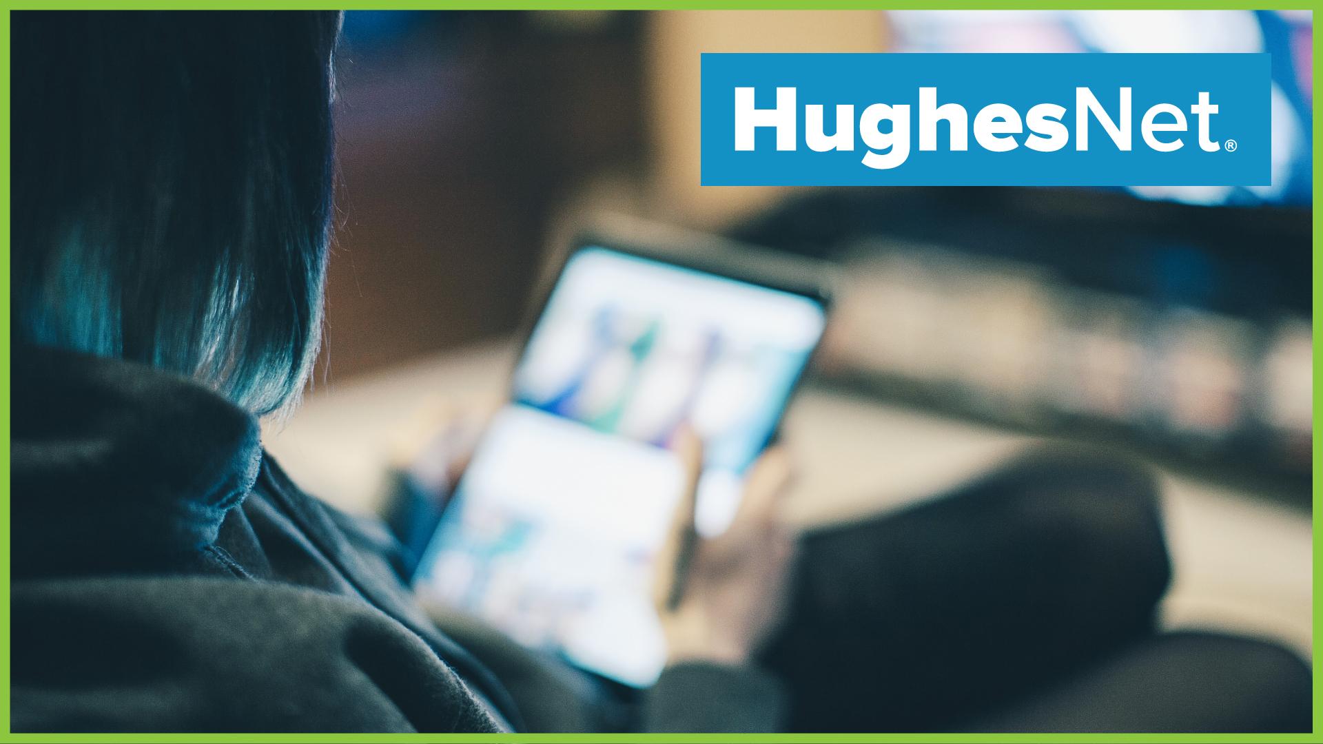 Get HughesNet High Power Technical Services